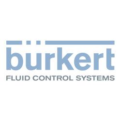 Cox Novum logo Burkert Fluid Control Systems industriële producten