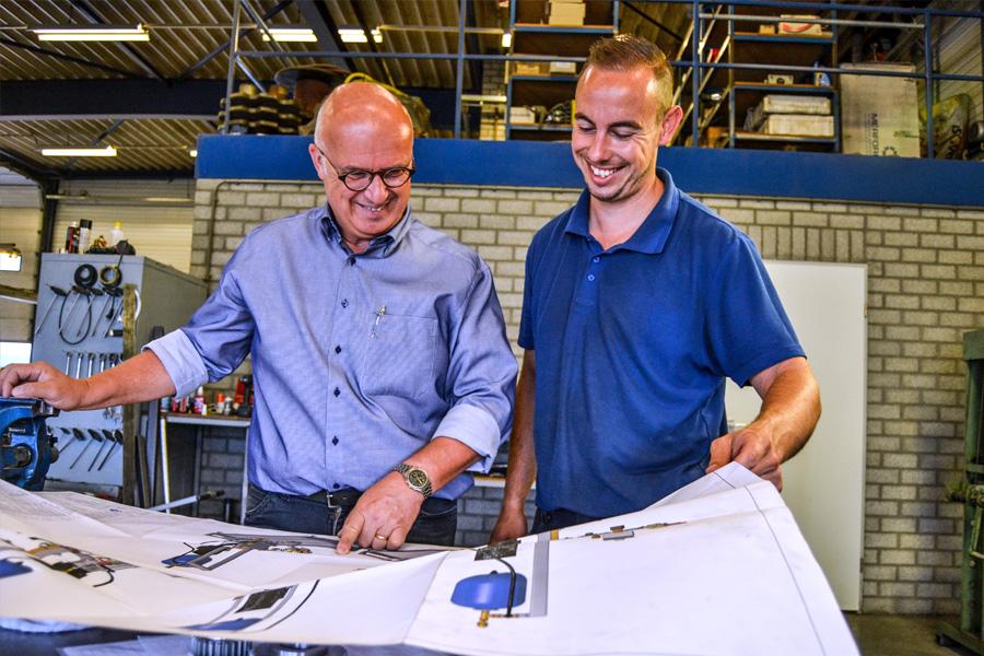 Cox Novum skidbouw en machinebouw en technische groothandel foto