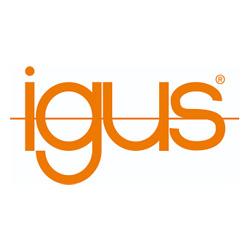 Cox Novum logo IGUS aandrijftechnische componenten