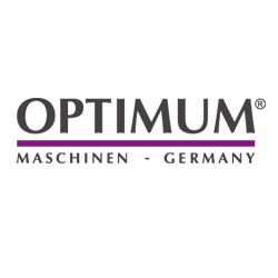 Cox Novum logo Optimum maschinen gereedschappen