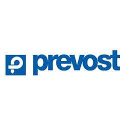 Cox Novum logo Prevost bedrijfsinrichtingen