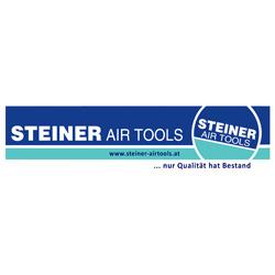 Cox Novum logo Steiner Air Tools bedrijfsinrichtingen