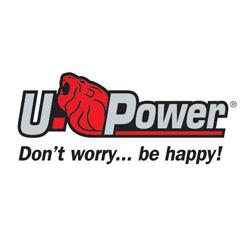 Cox Novum logo UPower persoonlijke beschermingsmiddelen