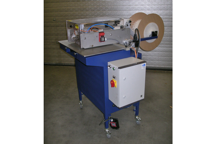 Cox Novum machinebouw